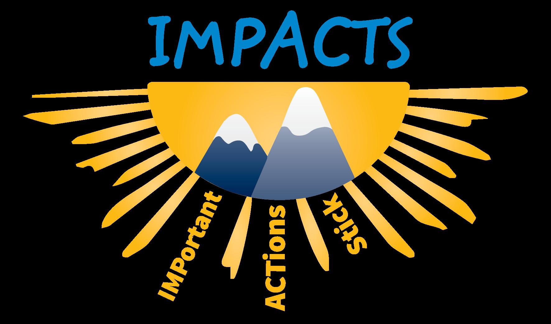 IMPACTS basic logo