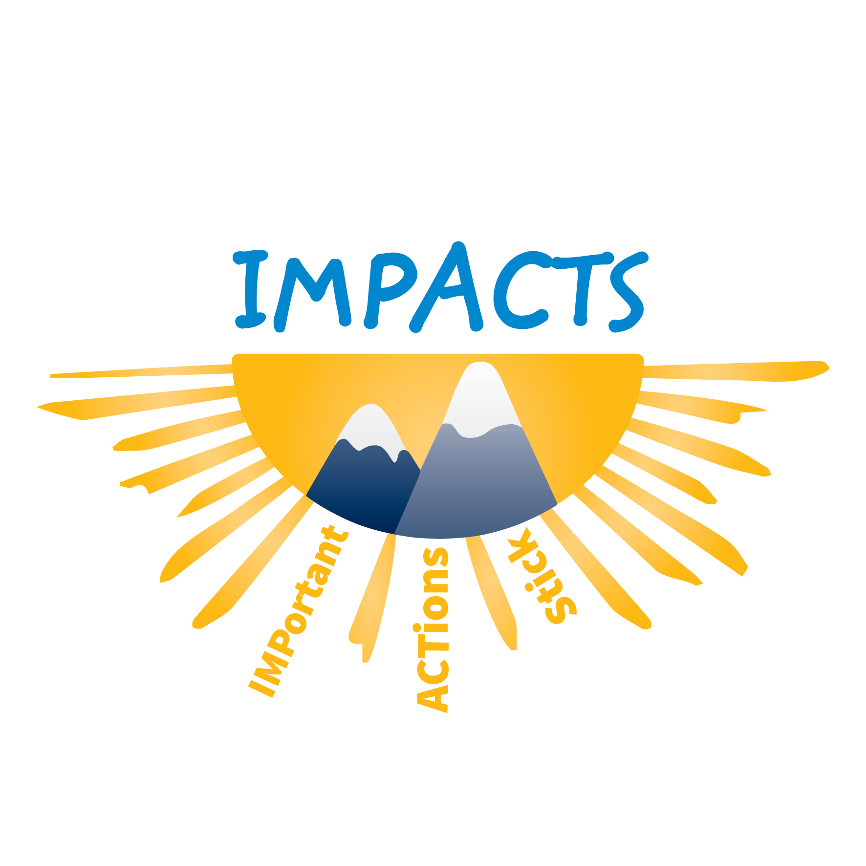 IMPACTS basic logo