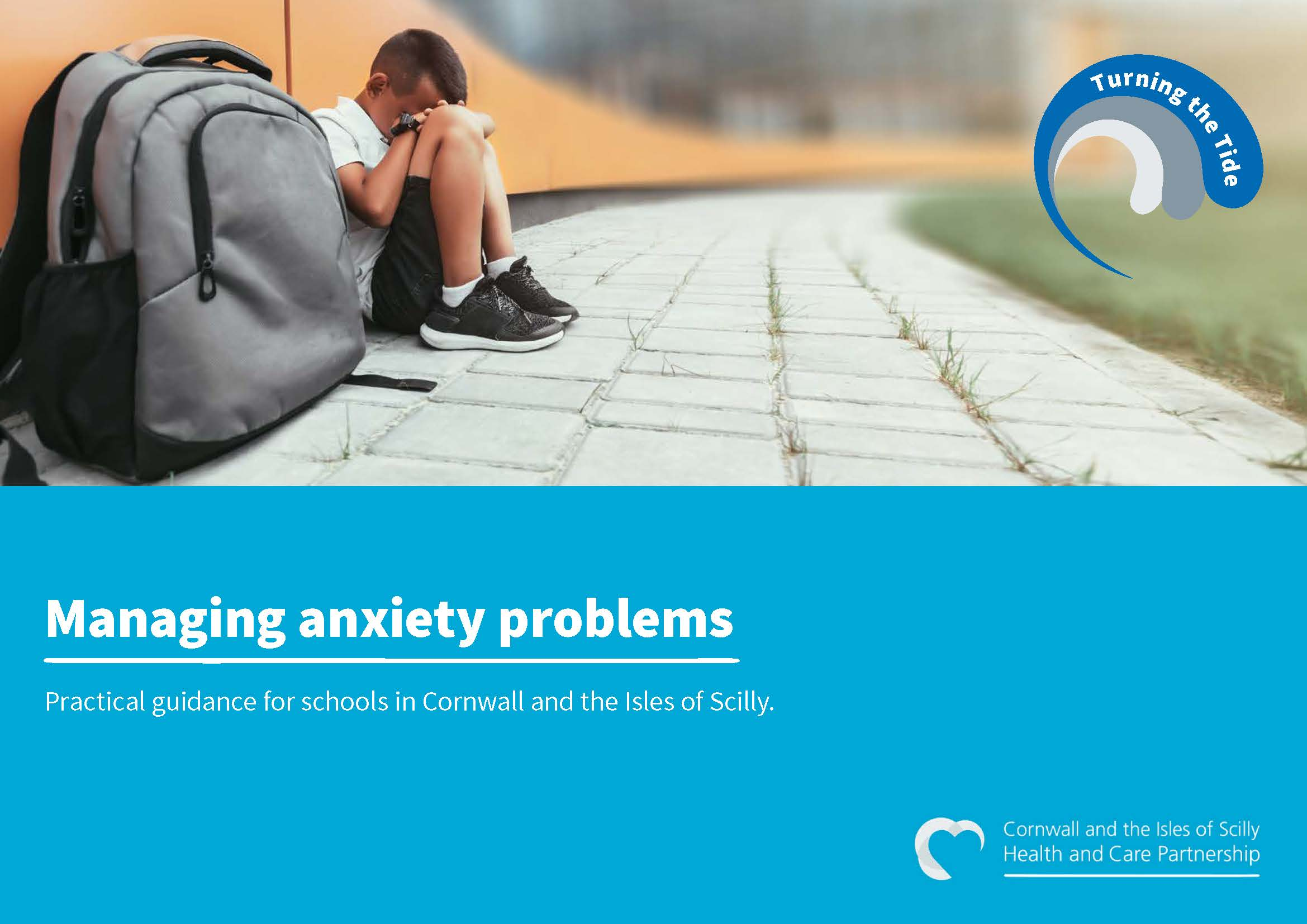 Anxiety guidance cover image